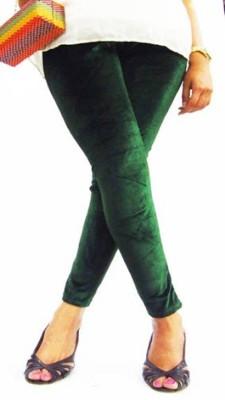 GSI Women's Green Leggings