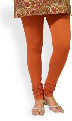 Caddo Women's Orange Leggings