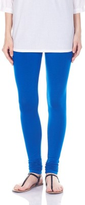 SKCLEG Women's Light Blue Leggings