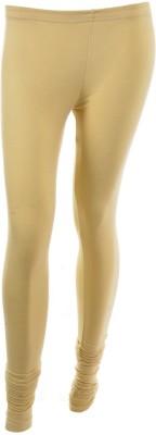 Ycee Women's White Leggings