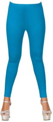 The perfect comfort Women's Light Blue Leggings