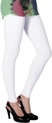 Golden Cloud Women's White Leggings