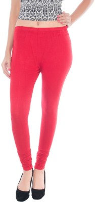 Esspee Women's Red Leggings