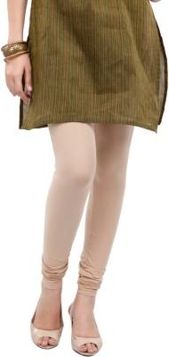Ridhi Women's Beige Leggings