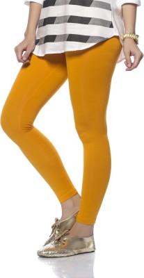 De Moza Women's Yellow Leggings