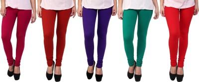 Legemat Girl,s Multicolor Leggings
