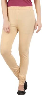 Garudaa Garments Women,s Beige Leggings