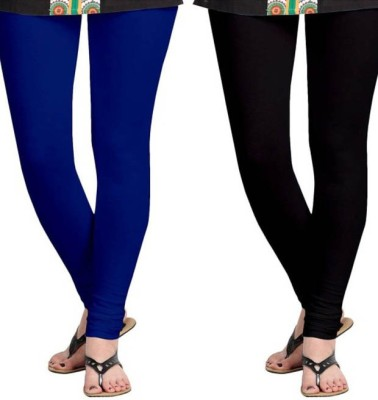 Avito Women's Black, Blue Leggings