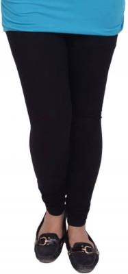 Snoby Women's Black Leggings