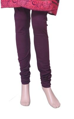 Saashiwear Women's Purple Leggings