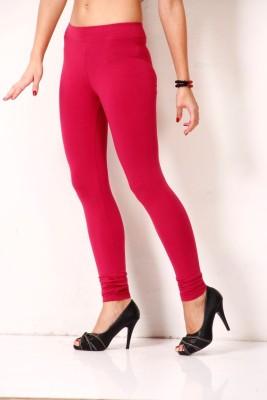 Femmora Women's Pink Leggings