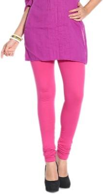 Addline Women's Pink Leggings