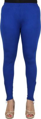 Bottoms More Women's Blue Leggings