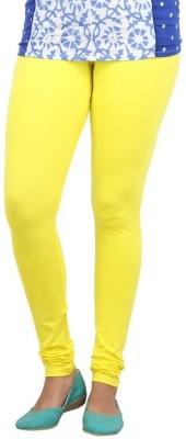 Fashionkala Women's Yellow Leggings
