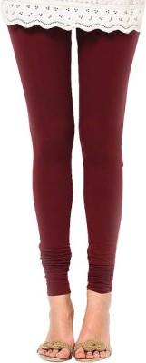 Designerkarts Women's Brown Leggings