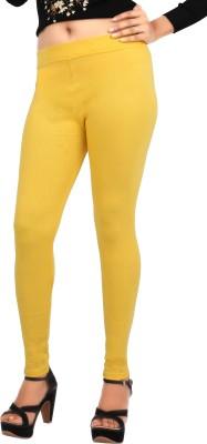 Comix Women's Yellow Leggings