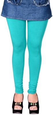 Butterfly Women's Light Blue Leggings