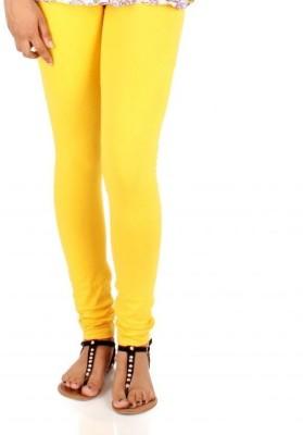 Rma Creations Women's Yellow Leggings