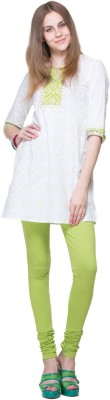 TSG Bliss Women's Light Green Leggings