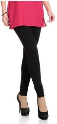 Soni Fab Women's Black Leggings