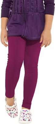 Go Colors Girl's Pink Leggings