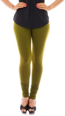 Femninora Women's Green Leggings