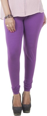 PF Colors Women's Purple Leggings