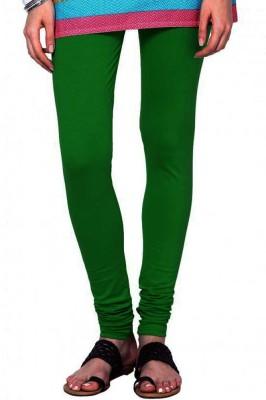 BikeNwear Women's Green Leggings