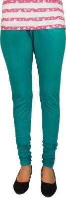 B VOS Girl's Green Leggings