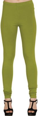 Xora Women's Green Leggings