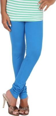 Dansik Women's Blue Leggings