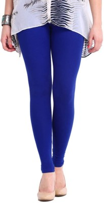Sampoorna Collection Women's Blue Leggings