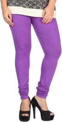 TOP ONE Women's Purple Leggings