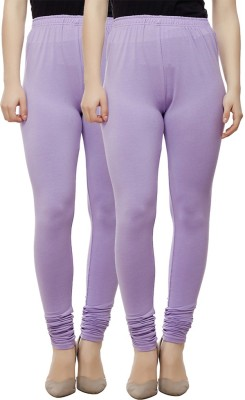 Adorz Wears Women's Purple Leggings