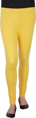 Bellizia Women's Yellow Leggings
