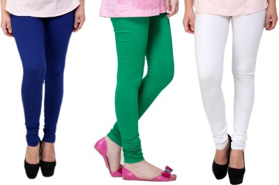 Lienz Women's Blue, Green, White Leggings