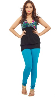 Minu Suits Women's Blue Leggings