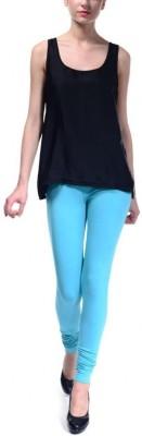 Boosah Women's Light Blue Leggings