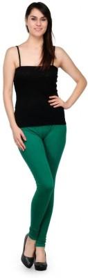 Oleva Women,s Green Leggings