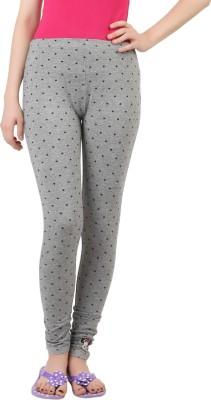 X-Plore Printed Women's Grey, Black Track Pants