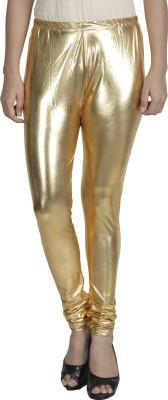 Franclo Women's Gold Leggings