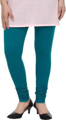 Dlina Women's Blue Leggings
