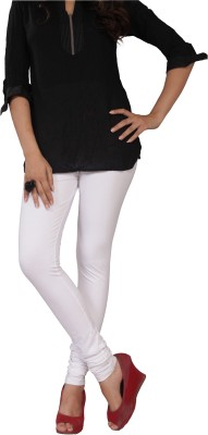 Leg Glance Women's White Leggings