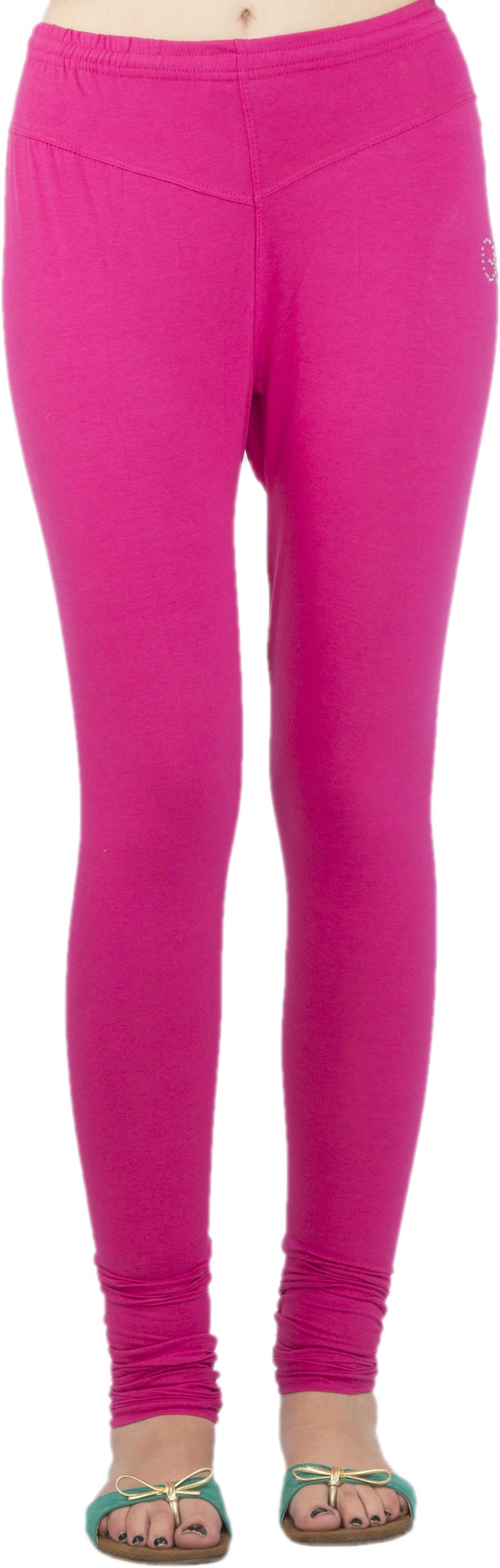 Jublee Womens Pink Leggings