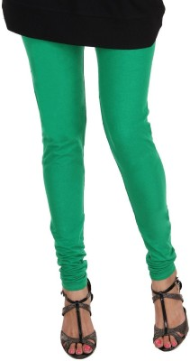 Sanrish Hub Women's Green Leggings
