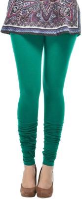 Meril Women,s Green Leggings