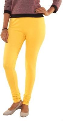 Airy Women's Yellow Leggings