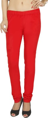 Present Jeans Women,s Red Jeggings