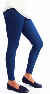 Flur Women's Blue Leggings