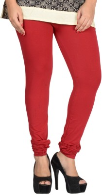 Shayan Export Women's Red Leggings